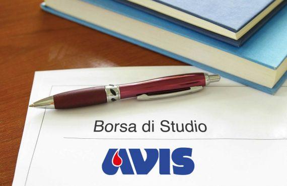 Bando di concorso per Borse di Studio AVIS - Anno Scolastico 2017/18
