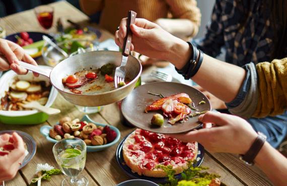 Donare il pomeriggio: cosa mangio?