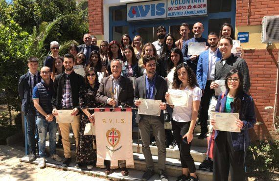 AVIS, consegnate le borse di studio agli studenti donatori