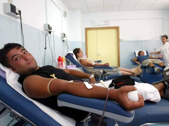 Donatori di sangue: cercansi giovani (non precari)